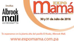 Logo Expo Mama - Sitio de Expo Eventos