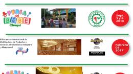 4f72255da Calendario Familiar. Actividades Familiares realizadas por Expo Eventos de  Panamá ...