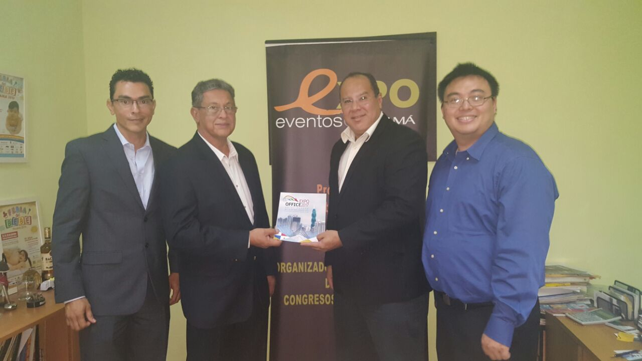 Participación en Expo Office Panamá