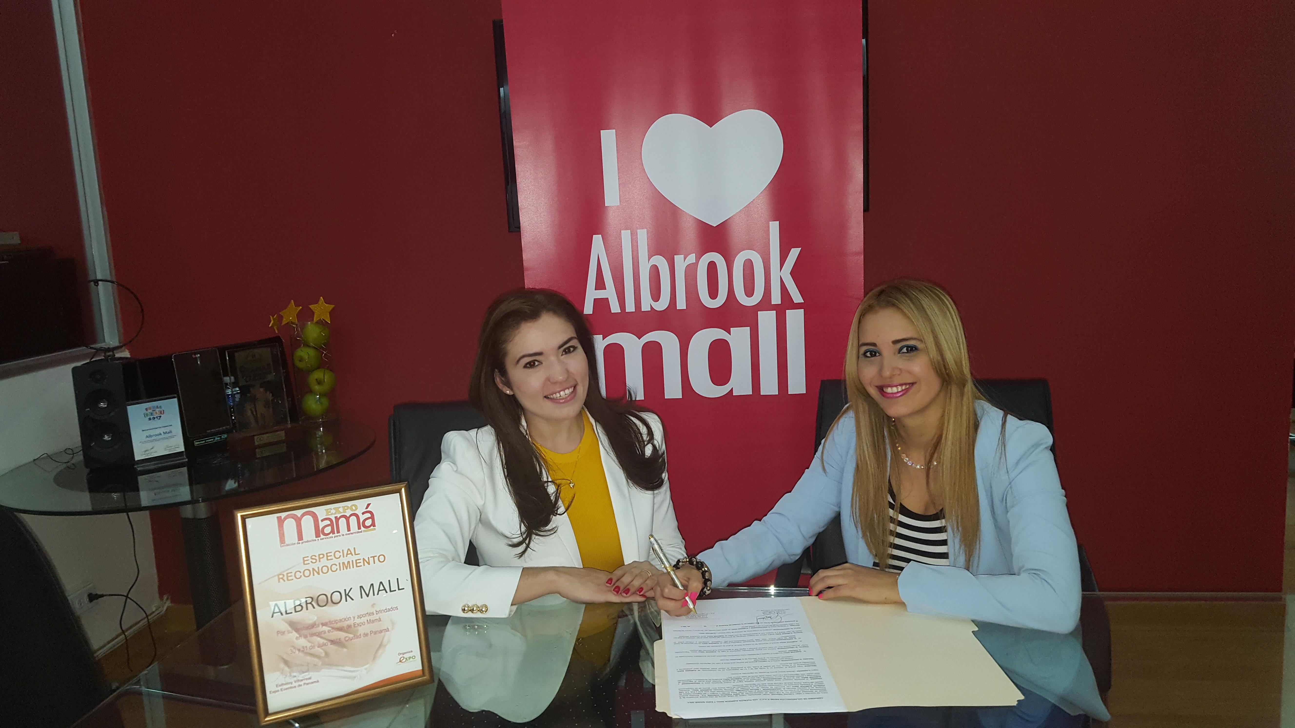 Albrook Mall y Expo Eventos de Panamáunidos por proyecto de maternidad