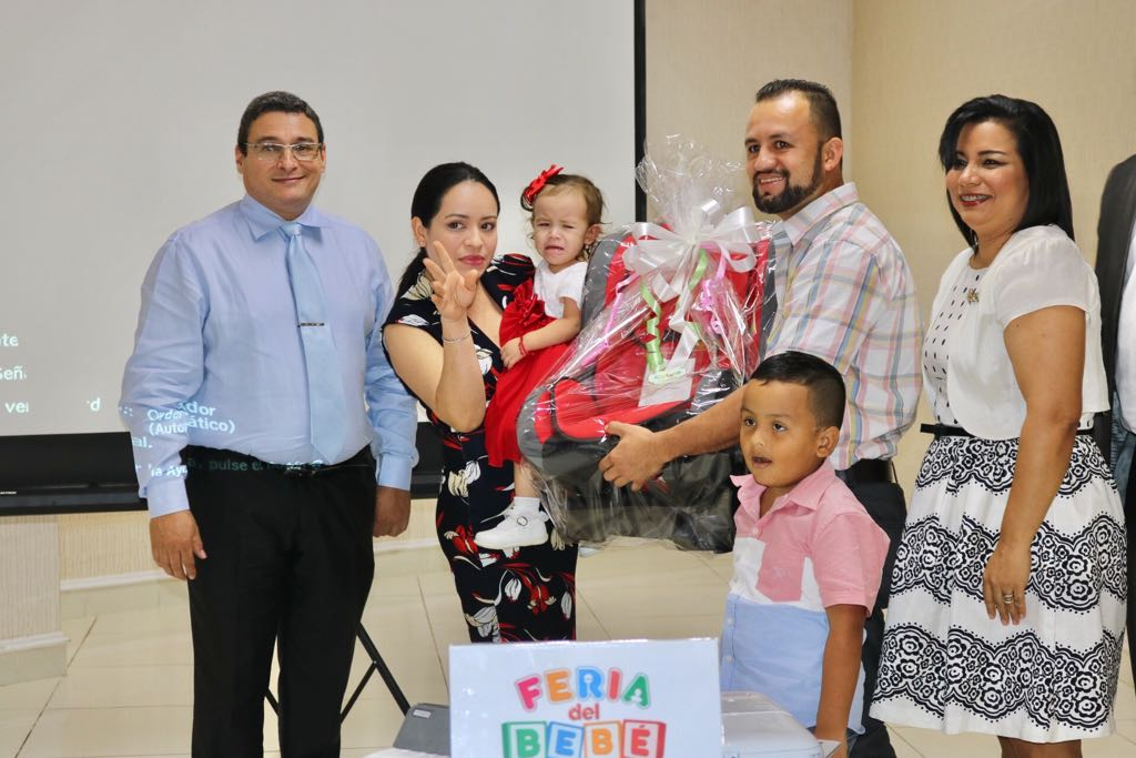 "CHIKIS STORE se une a la Campaña: ""Bebé Seguro a Bordo"" de la Feria del Bebé."