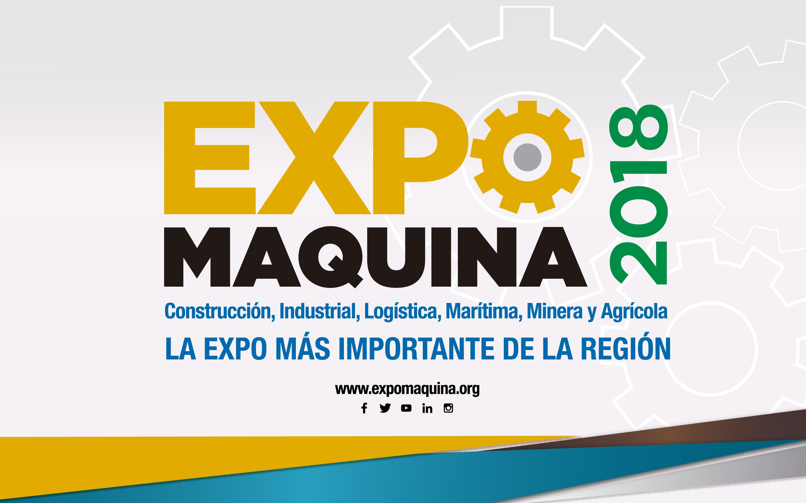 Expo Máquina 2018