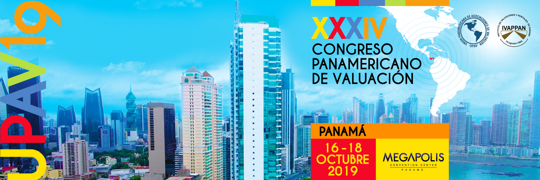 XXXIV CONGRESO PANAMERICANO DE VALUACIÓN UPAV-2019