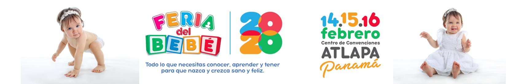 Feria del Bebé 2020 – 14, 15 y 16 de febrero